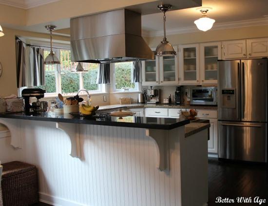 Kitchen BEFORE   somuchbetterwithage.com