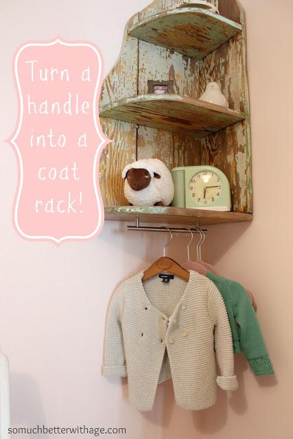 little shelf to coat rack somuchbetterwithage.com