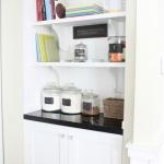 Turn A Closet Into A Butler Pantry