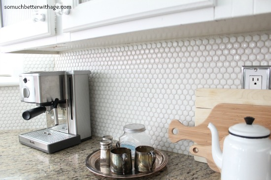 kitchen details tour and giveaways so much better with age