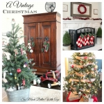 Christmas Mantel and Tree Tour, An Evening Tour