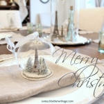 French Christmas Details