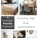 What's Your Style Series – Main Living Space {and Giveaway!}