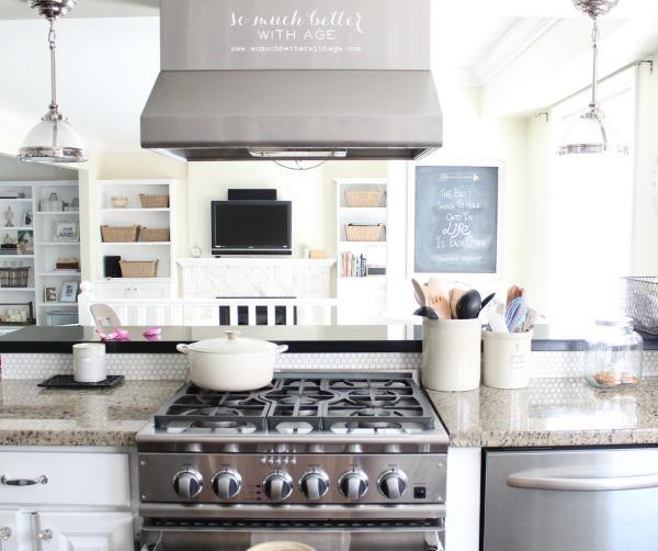industrial kitchen somuchbetterwithage.com
