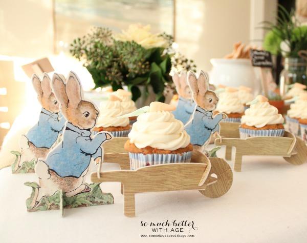 Peter Rabbit Birthday Cake Amazon