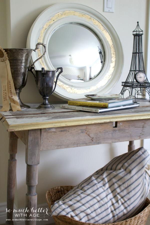 DIY-gilded-mirror