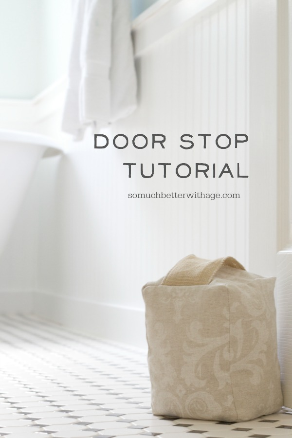 Door Stop Tutorial So Much Better With Age