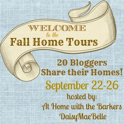Fall Home Tour | somuchbetterwithage.com