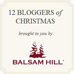 12 Bloggers of Christmas by Balsam Hill