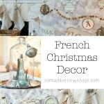 French Christmas Decor