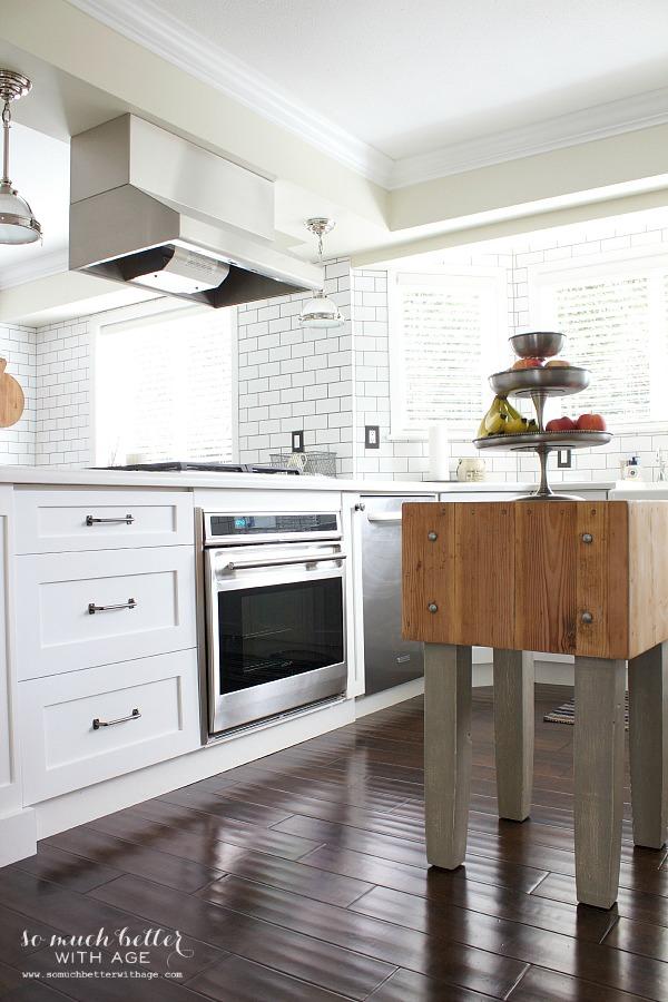 New Kitchen White