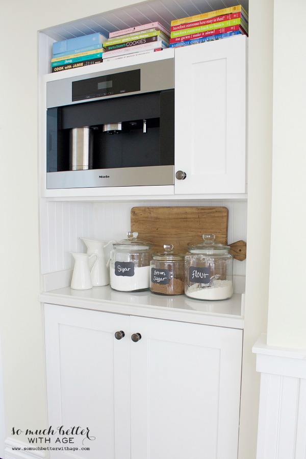 Butler Pantry and Kitchen Office Updates | So Much Better