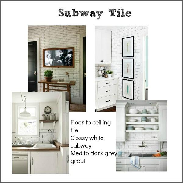 Kitchen design process by somuchbetterwithage.com