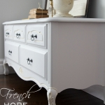 French Hope Chest Makeover