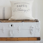 New French Pillow + Giveaway