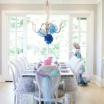 Elegant Frozen Birthday Party