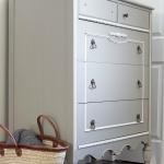 Ugly Bird Dresser to Beautiful French Dresser