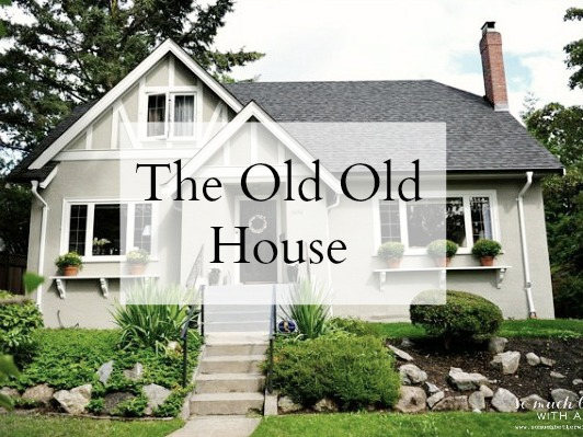 The Old Old House