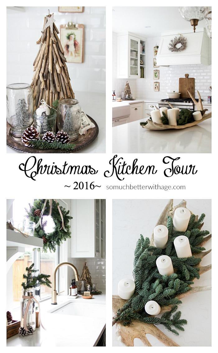 Christmas Kitchen Tour 2016