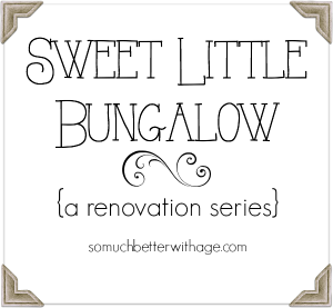 Sweet Little Bungalow – Before Photos of My New House
