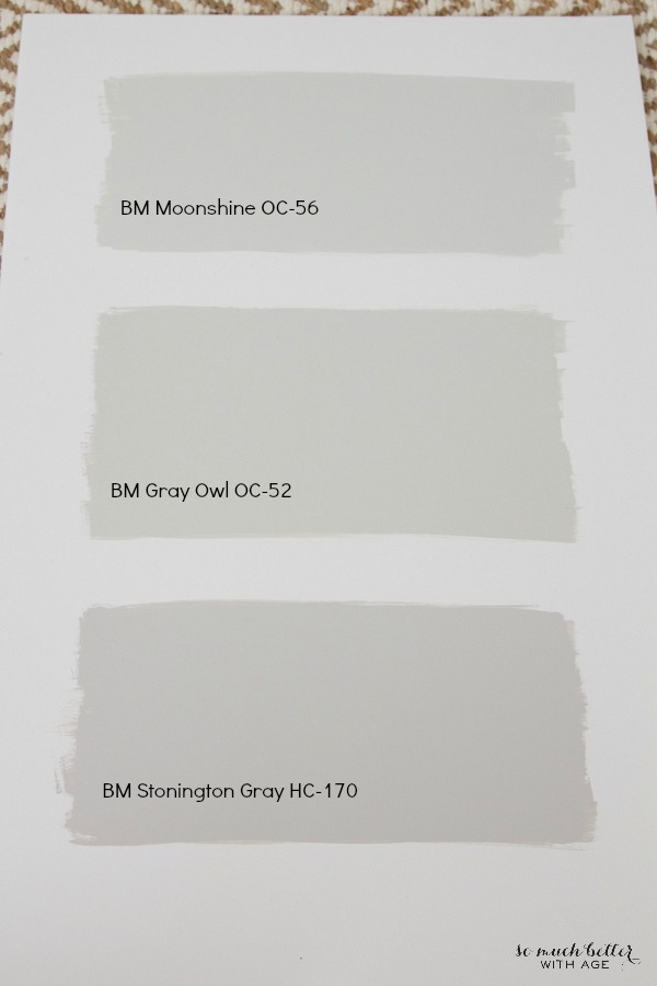 How to pick white and grey paint colors so much better for How to pick paint colors