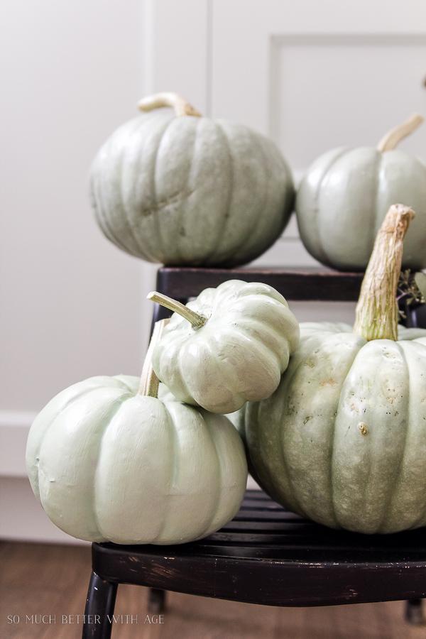 Diy Heirloom Pumpkin Tutorial So Much Better With Age