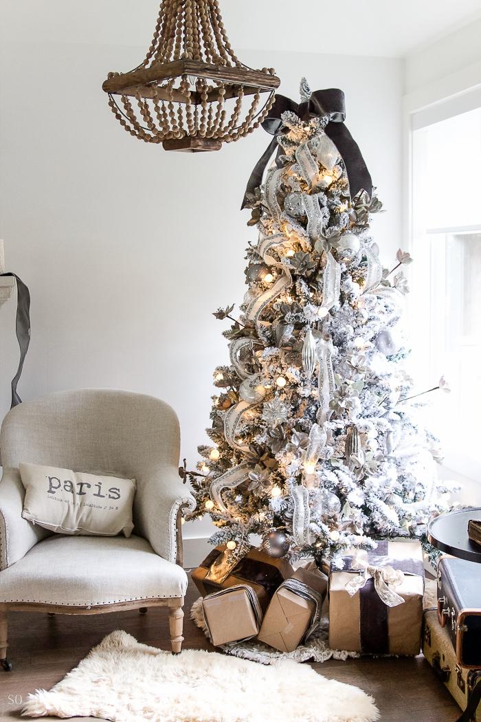 Pop Up Christmas Tree Pre Lit