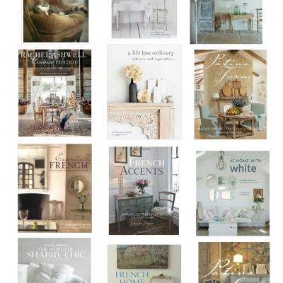 My Favorite Things & My Favorite Decorating Books