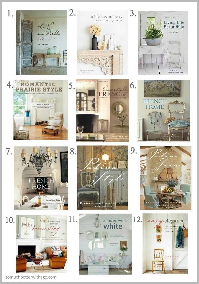 My Favorite Things My Favorite Decorating Books So