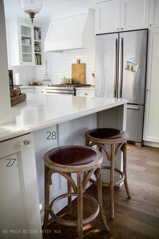 Kitchen Cupboard And Drawer Organization So Much Better